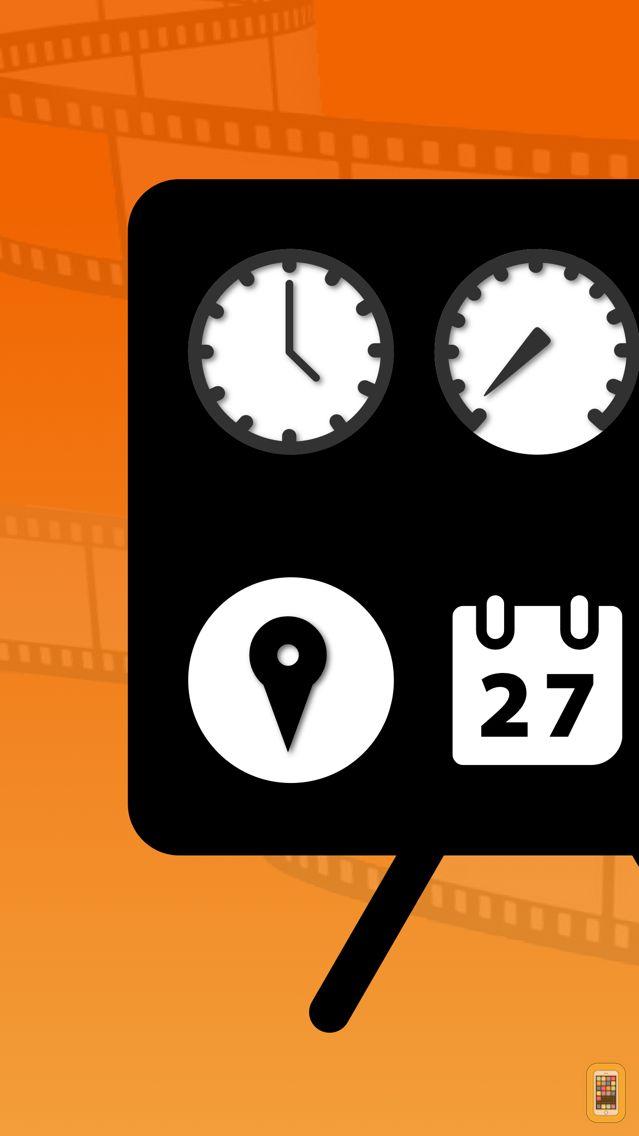 Screenshot - Car Camera - Video Speedometer