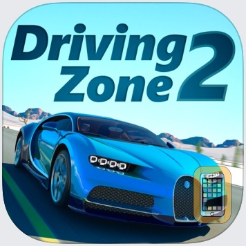 Driving Zone 2 by Alexander Sivatsky (Universal)
