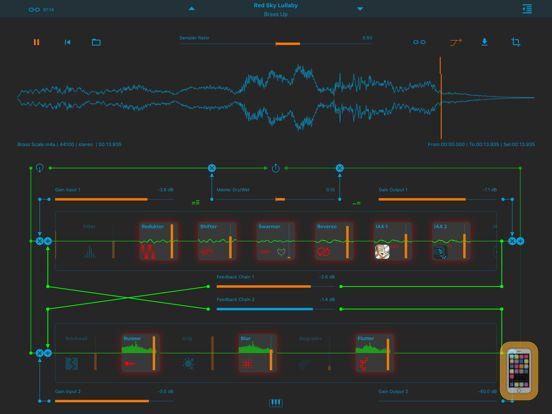 Screenshot - Moebius Lab