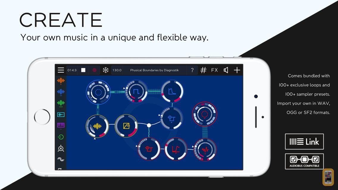 Screenshot - ROTOR - Tangible Music Synth