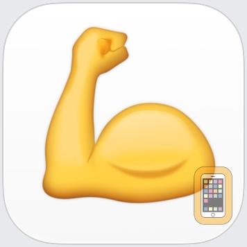 Gymoji by AppMoji, Inc. (iPhone)