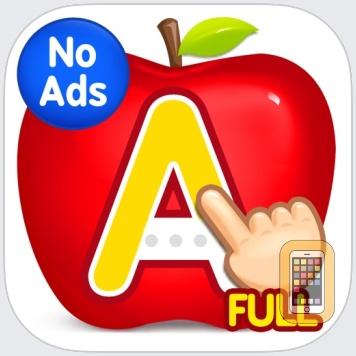 ABC Kids - Tracing & Phonics by RV AppStudios LLC (Universal)