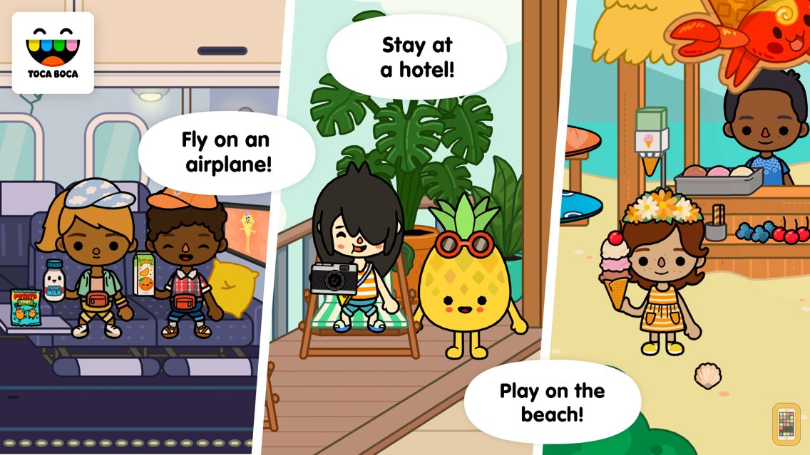 Screenshot - Toca Life: Vacation