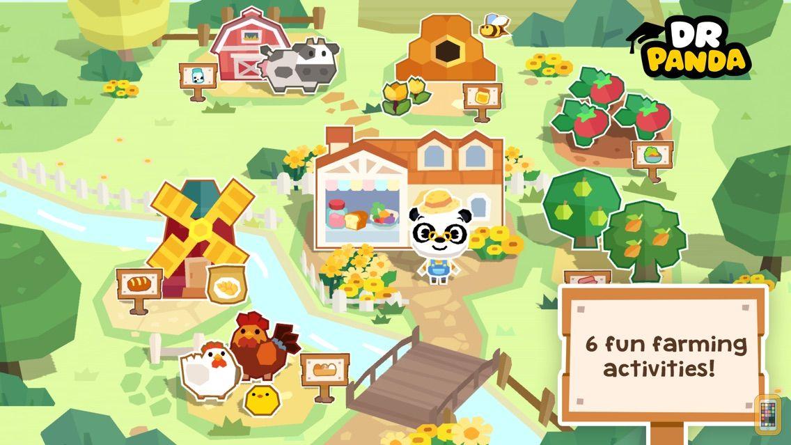 Screenshot - Dr. Panda Farm