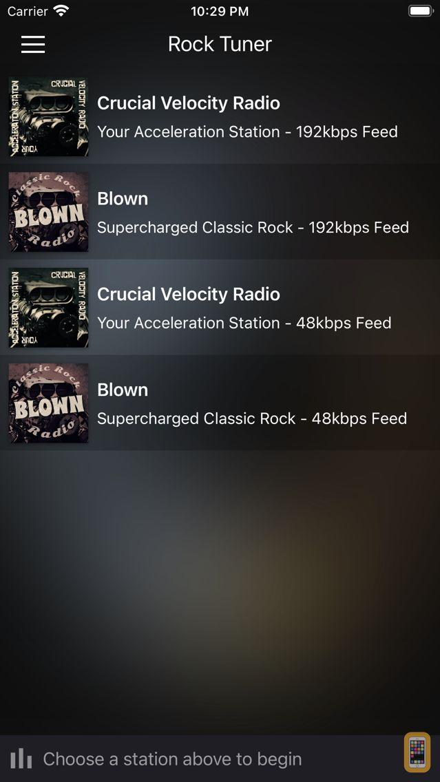 Screenshot - Rock Tuner