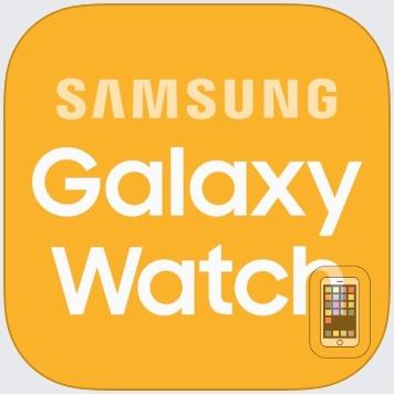 Samsung Galaxy Watch (Gear S) by Samsung Electronics CO.LTD. (iPhone)