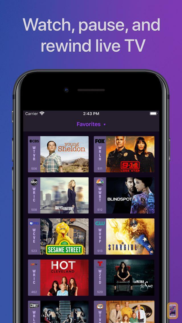 Screenshot - Channels ‒ Live TV