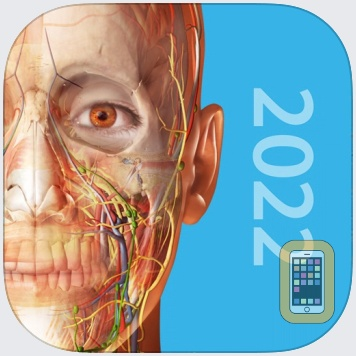 Human Anatomy Atlas 2018 by Visible Body (Universal)