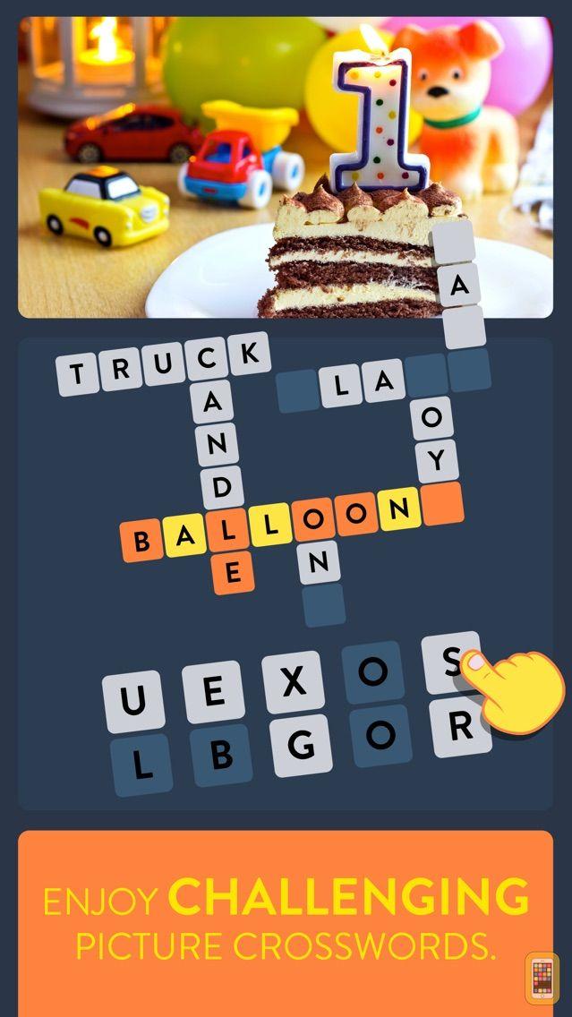 Screenshot - Wordalot – Picture Crossword