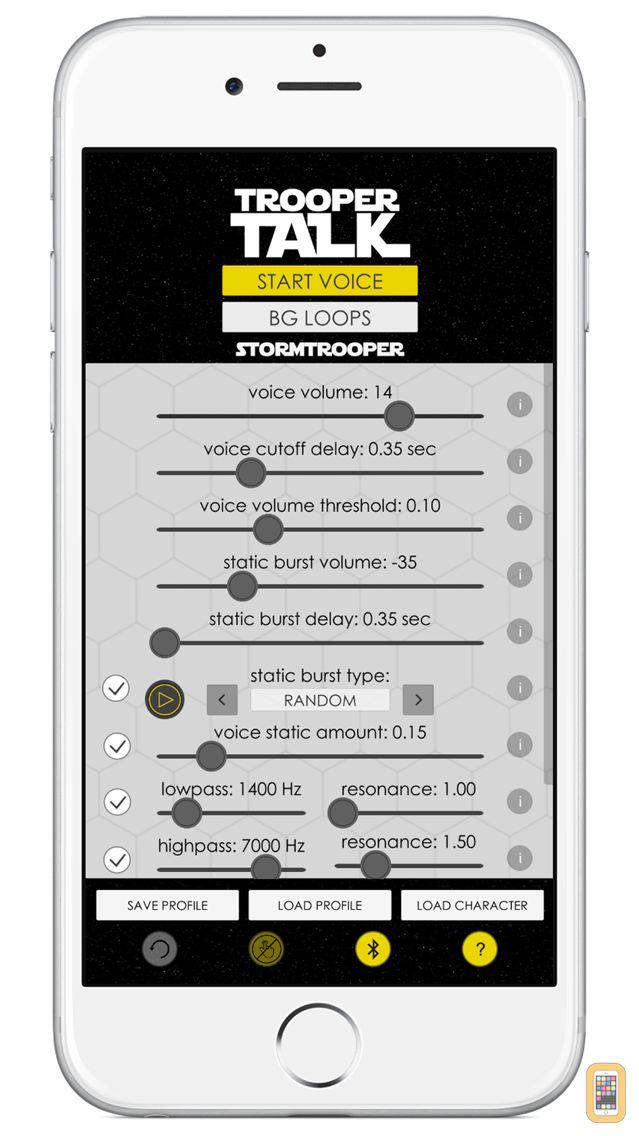 Screenshot - TrooperTalk