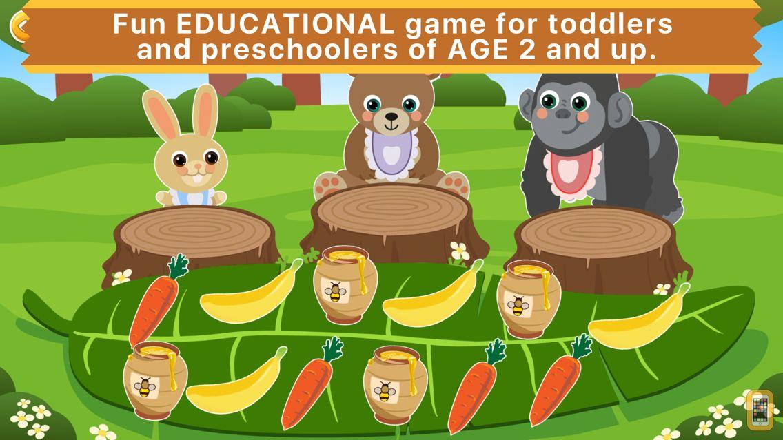 Screenshot - Sorting 1 Preschool Games Full