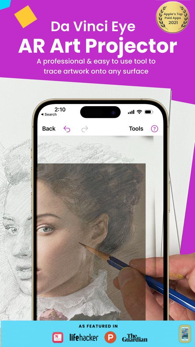 Screenshot - Da Vinci Eye: Anyone Can Draw