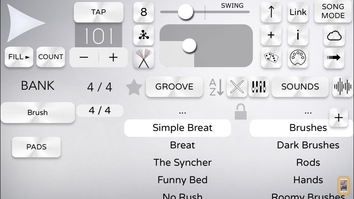 Screenshot - Soft Drummer