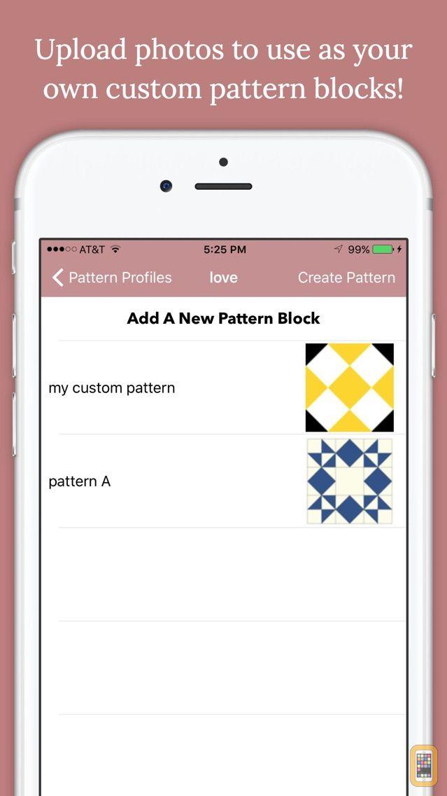 Screenshot - Quiltler - Quilt Designer