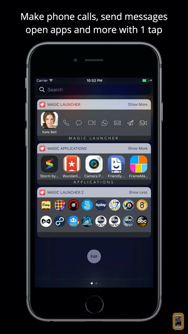 Screenshot - Magic Launcher Pro