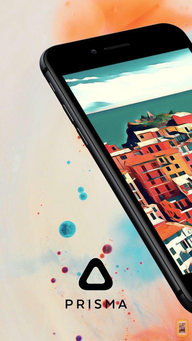 Screenshot - Prisma Photo Editor