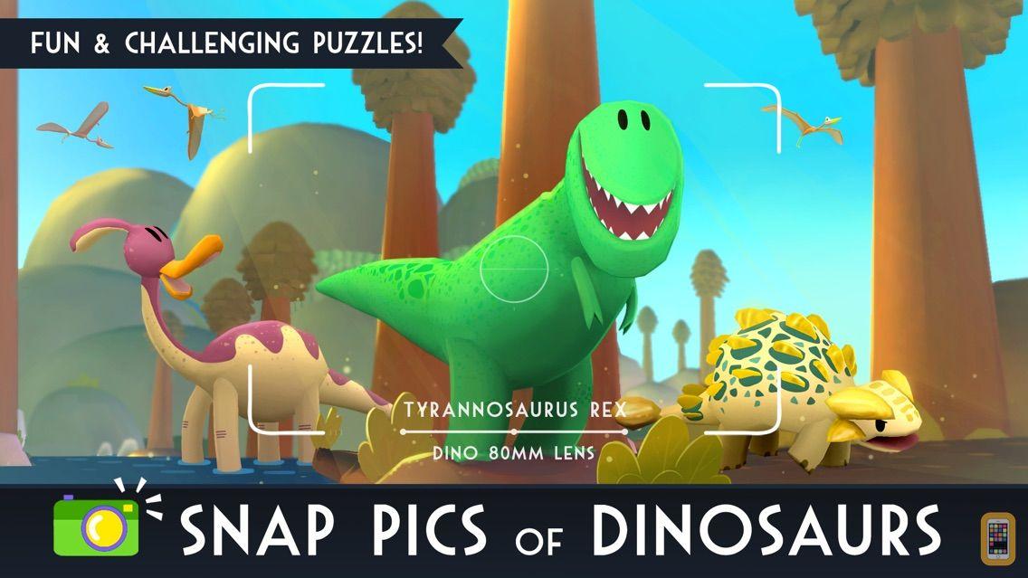 Screenshot - Jurassic GO - Dinosaur Snap Adventures