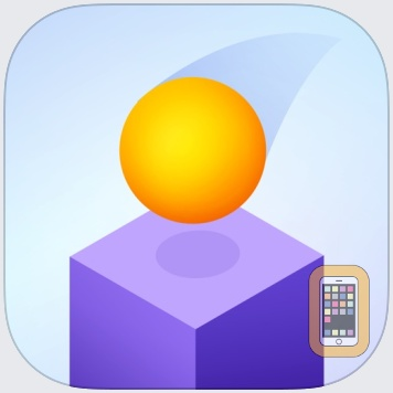 Cube Skip by Umbrella Games LLC (Universal)
