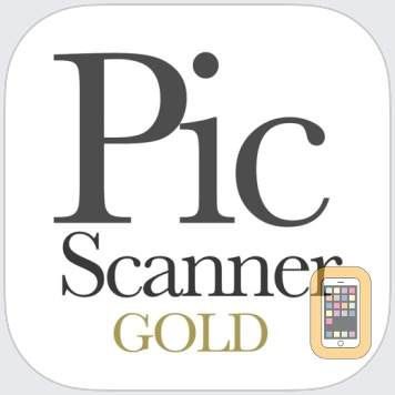 Pic Scanner Gold by App Initio Limited (Universal)