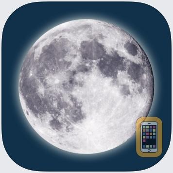 Sky and Moon phases calendar by Vadim Presniak (Universal)