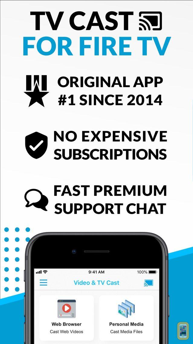 Screenshot - Video & TV Cast + Fire TV App
