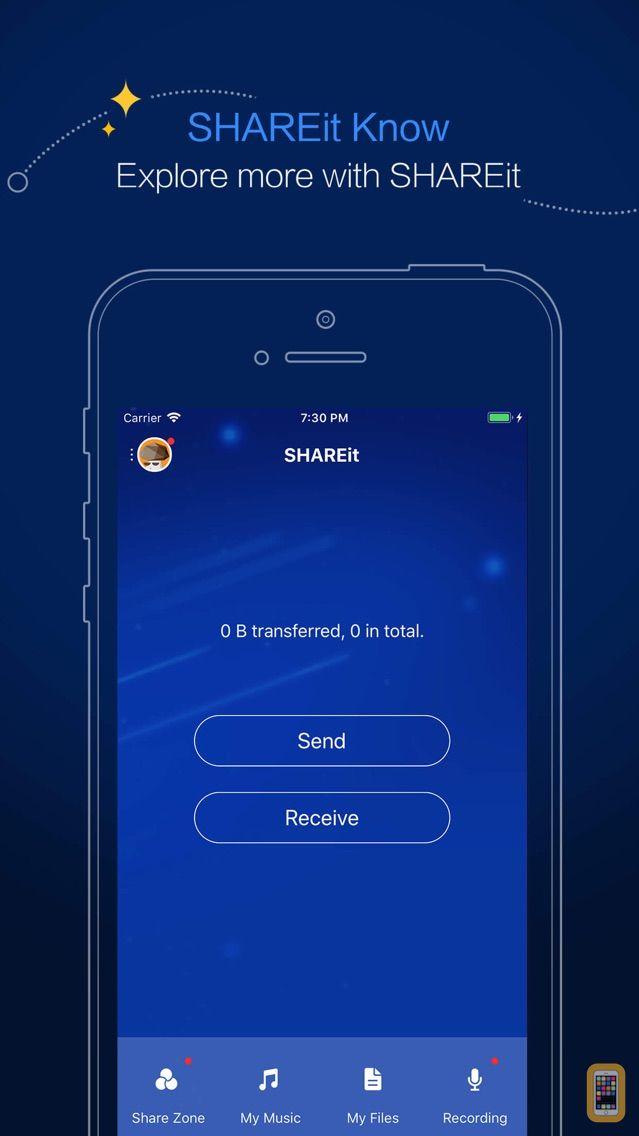 Screenshot - SHAREit Pro