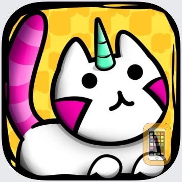 Cat Evolution | Clicker Game of the Mutant Kittens by Tapps Tecnologia da Informação Ltda. (Universal)