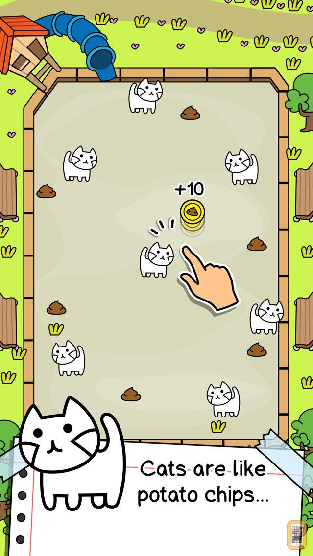 Screenshot - Cat Evolution | Clicker Game of the Mutant Kittens