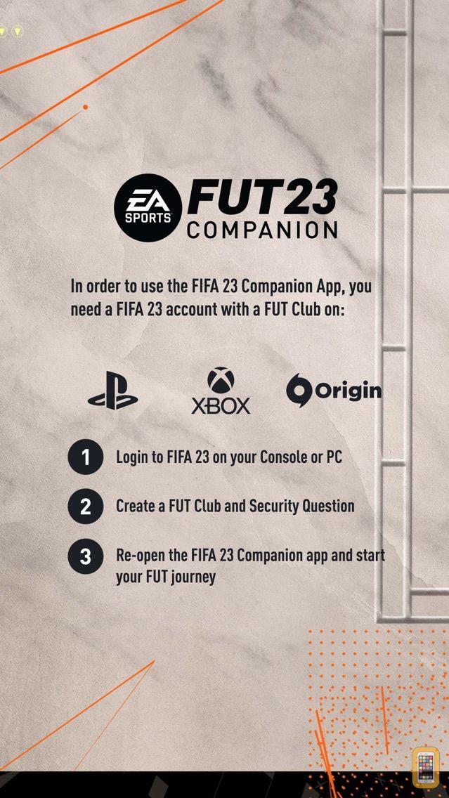 Screenshot - EA SPORTS™ FIFA 20 Companion