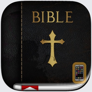 Catholic Bible: Bible with Catholic News and Saint a day, daily readings app for Catholics by Bighead Techies (Universal)