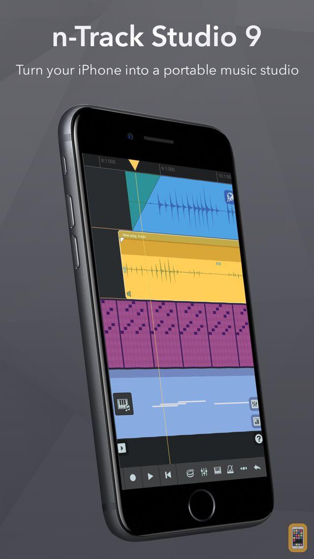 Screenshot - n-Track Studio 9