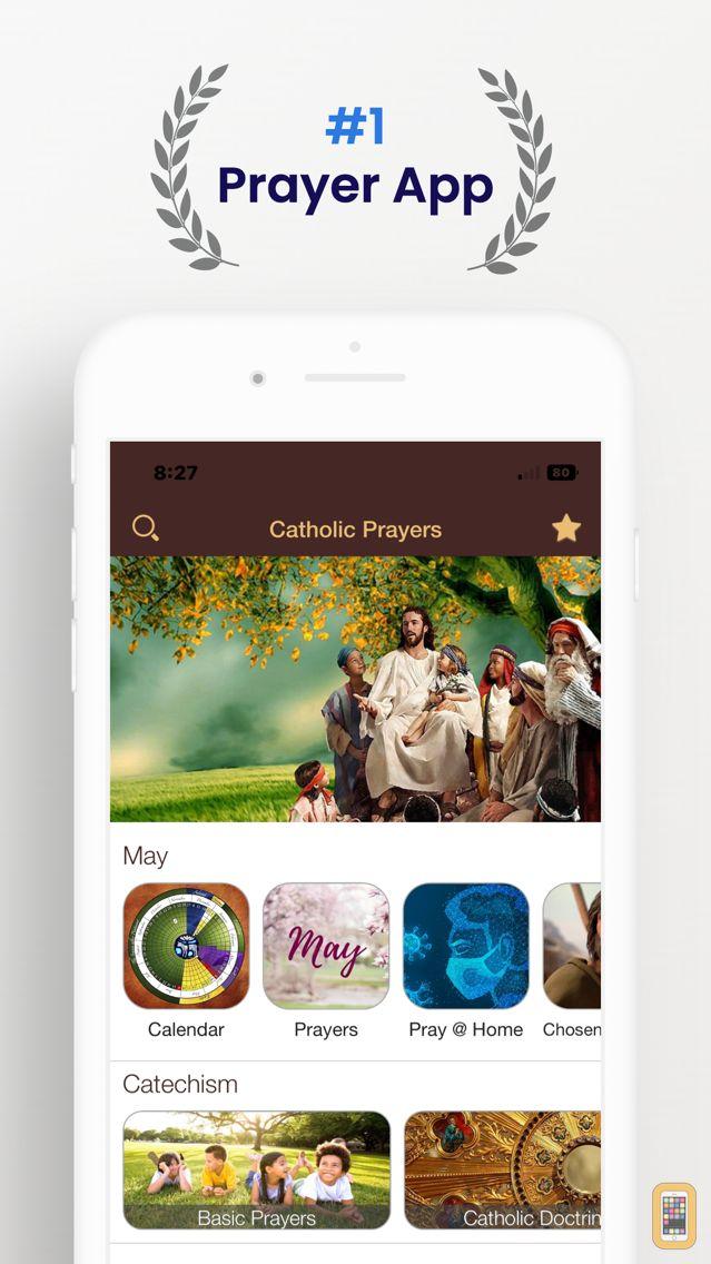 Screenshot - Catholic Prayers : Official