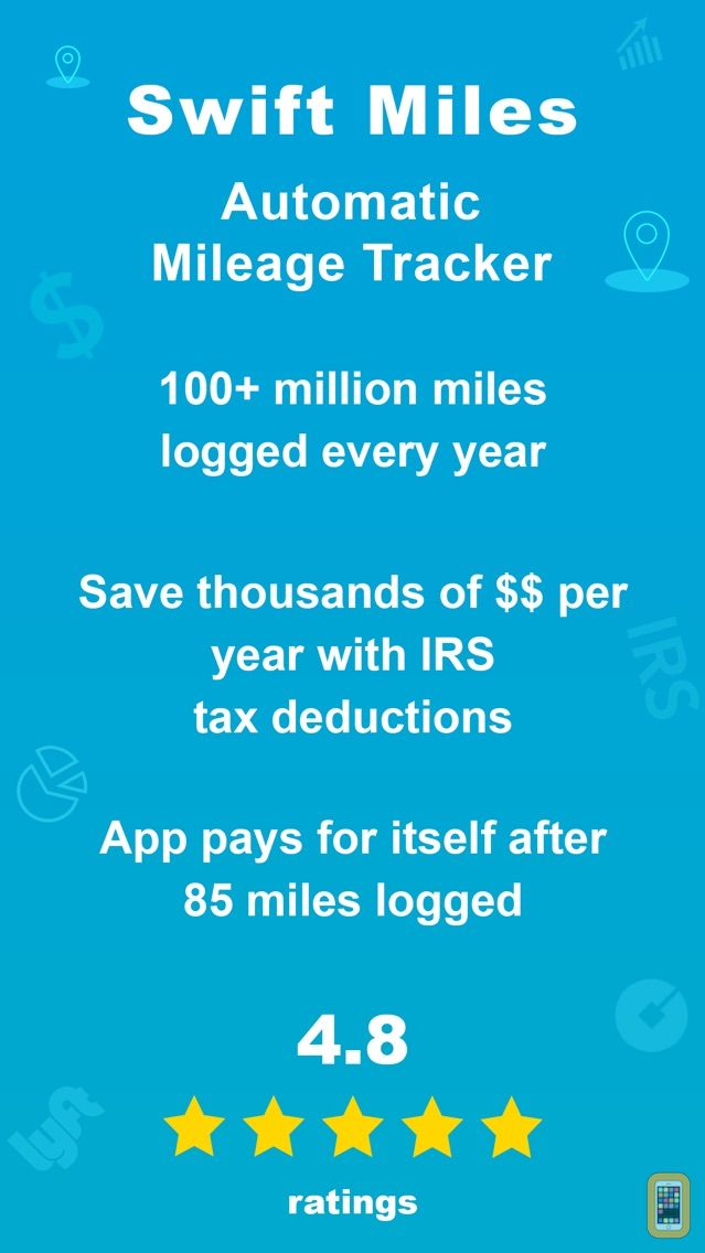Screenshot - Swift Miles - Mileage Tracker