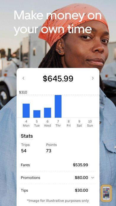 Screenshot - Uber Driver