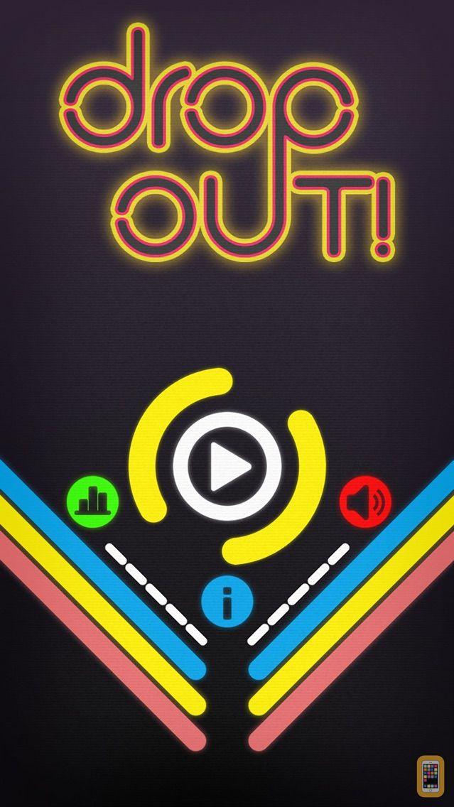 Screenshot - Drop Out!