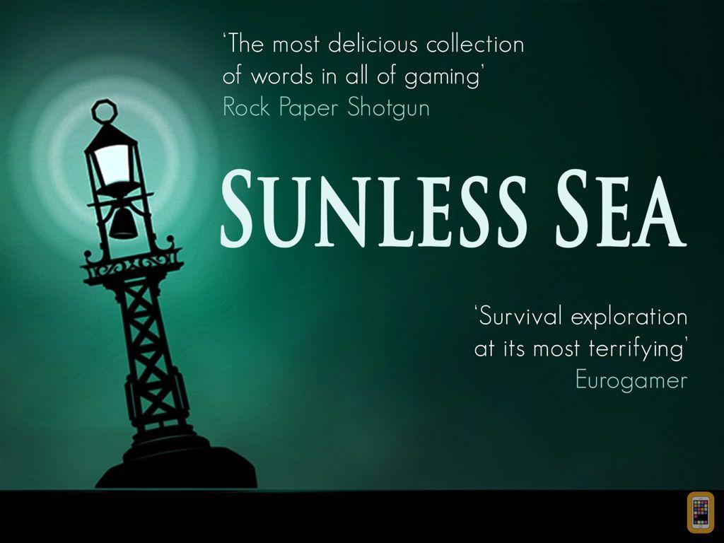 Screenshot - Sunless Sea