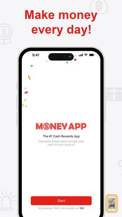 Screenshot - Money App – Cash & Rewards App