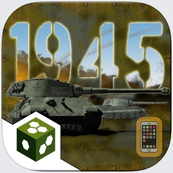 Tank Battle: 1945 by HexWar Games Ltd (Universal)