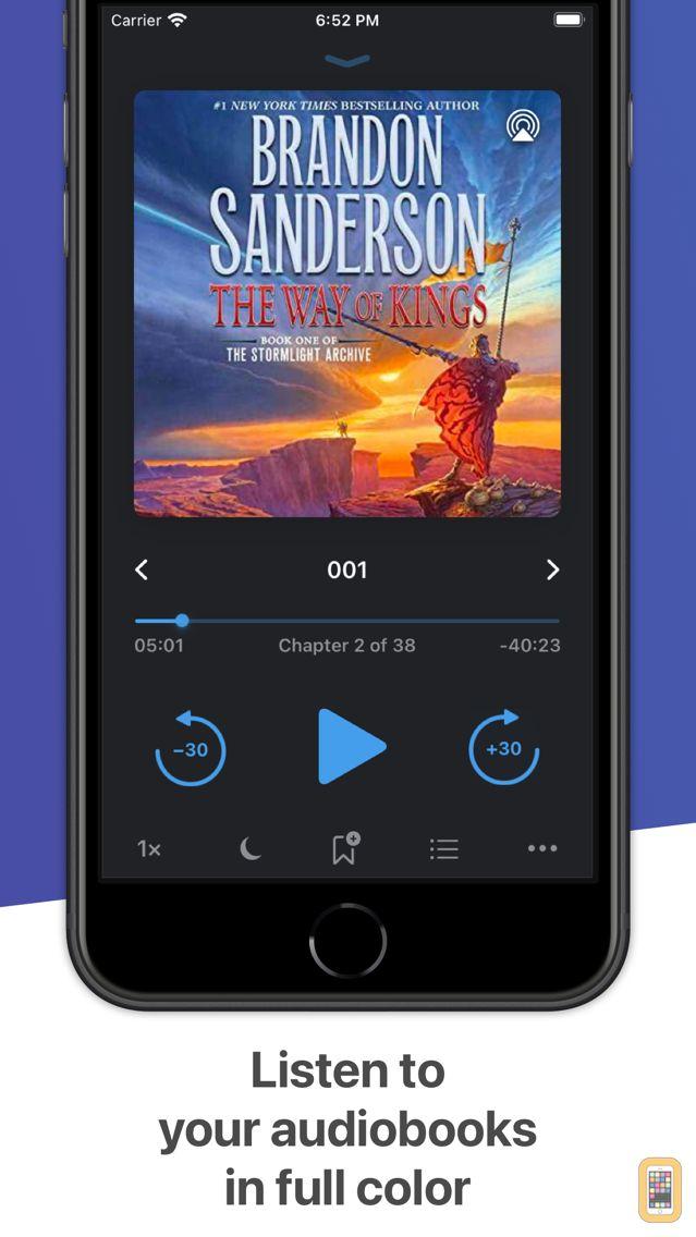 Screenshot - BookPlayer
