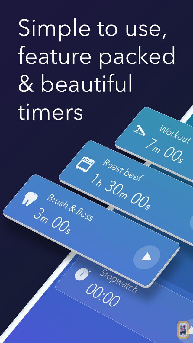 Screenshot - Timeglass timer & stopwatch
