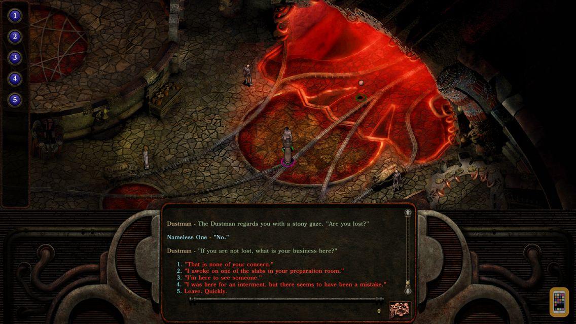 Screenshot - Planescape: Torment