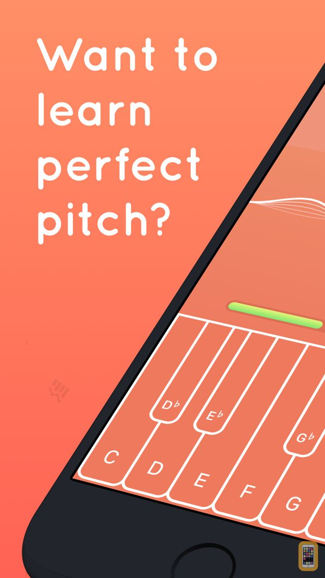 Screenshot - Tone - Learn Perfect Pitch!