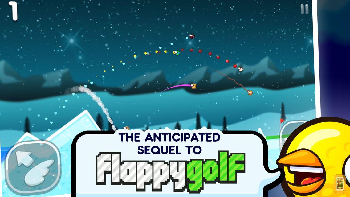 Screenshot - Flappy Golf 2