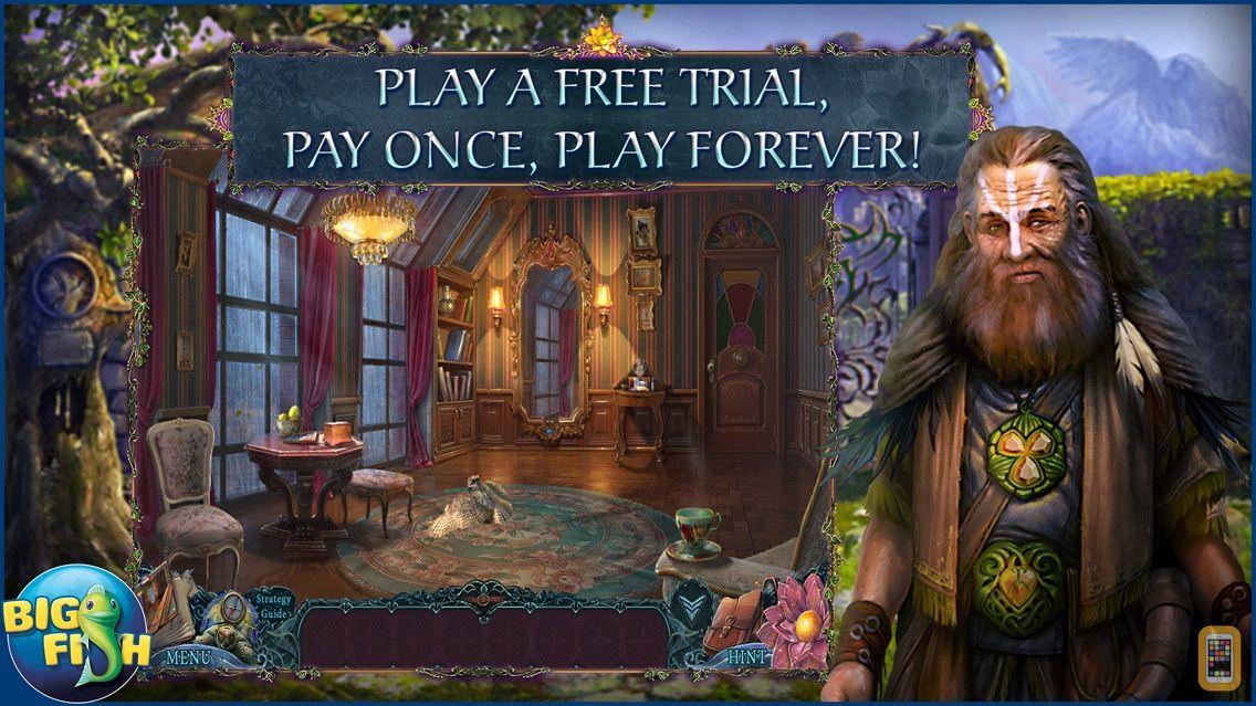 Screenshot - Reflections of Life: Tree of Dreams - Hidden Game