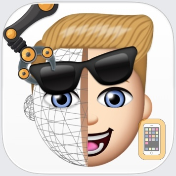 Moji Me™ by AppMoji, Inc. (iPhone)