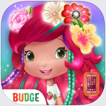 Strawberry Shortcake Holiday Hair - Fashion World by Budge Studios (Universal)