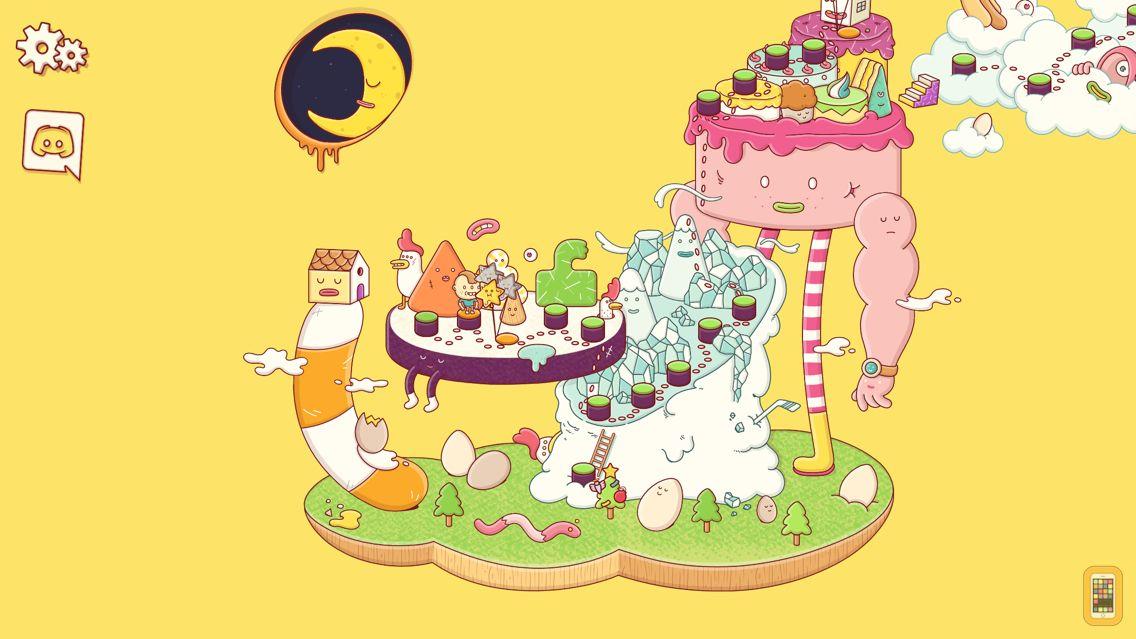 Screenshot - Eggggg - The Platform Puker