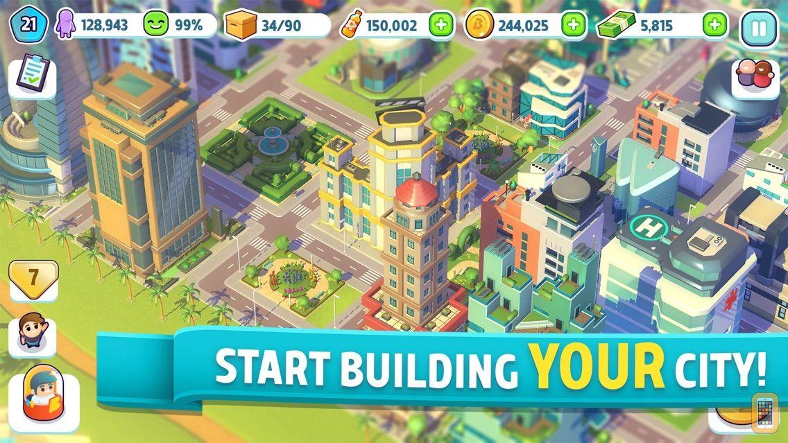 Screenshot - City Mania: Town Building Game