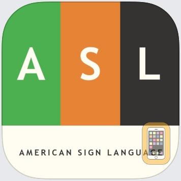 ASL American Sign Language by Saeed Bashir (Universal)