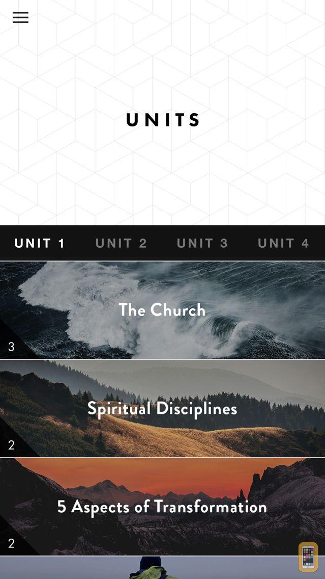 Screenshot - Elements | Discipleship + Spiritual Formation